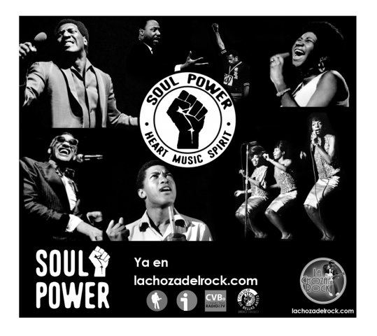 La Choza del Rock Episodio 6×22: Soul Power